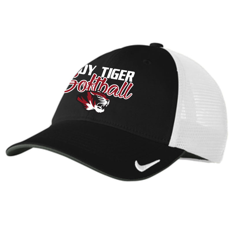 Canton Softball Nike Mesh Back Hat