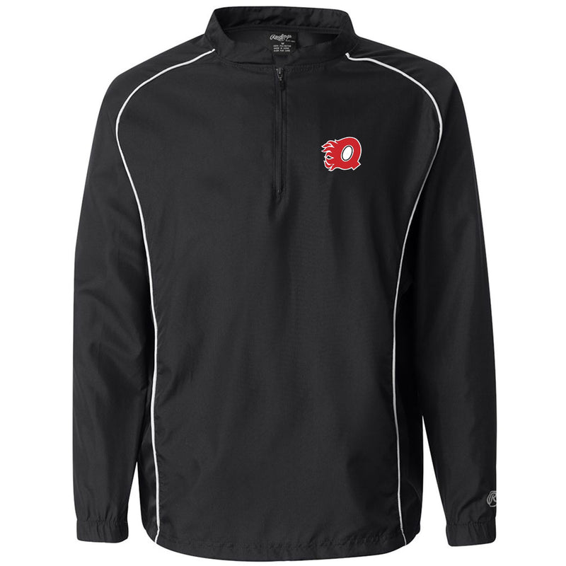 Q-City Heat Rawlings Pullover