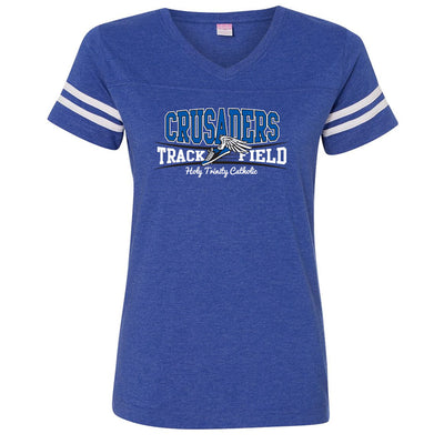 Holy Trinity Track & Field Ladies Vintage Tee
