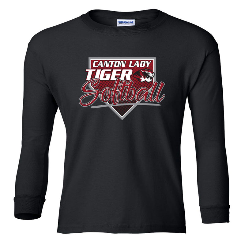 Canton Softball Youth Long Sleeve