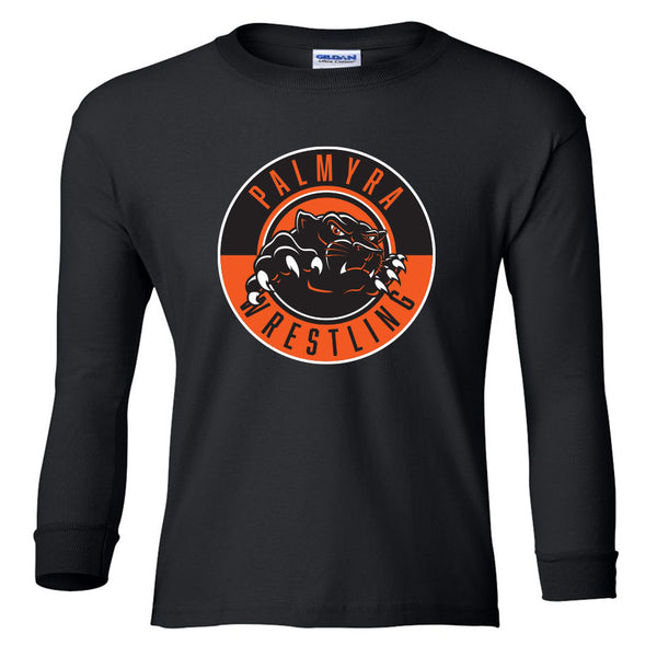 Palmyra Wrestling Youth Long Sleeve