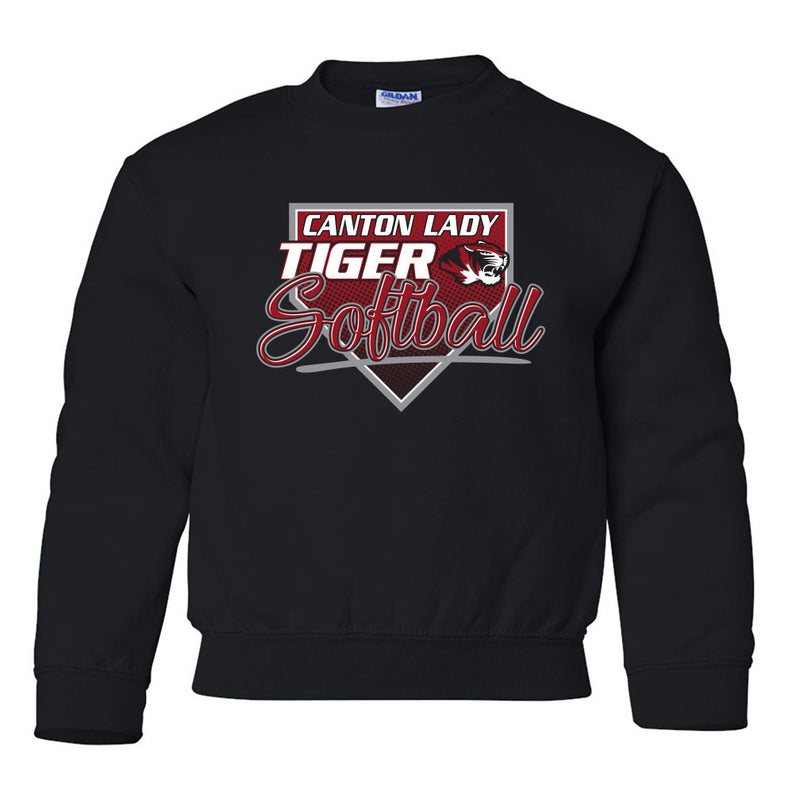 Canton Softball Youth Sweatshirt