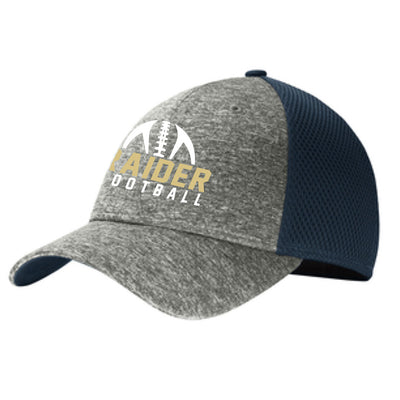Raider Football New Era Mesh Back Hat