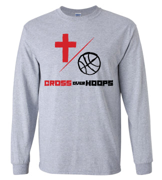 Cross Over Hoops Long Sleeve