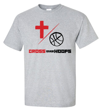 Cross Over Hoops T-Shirt