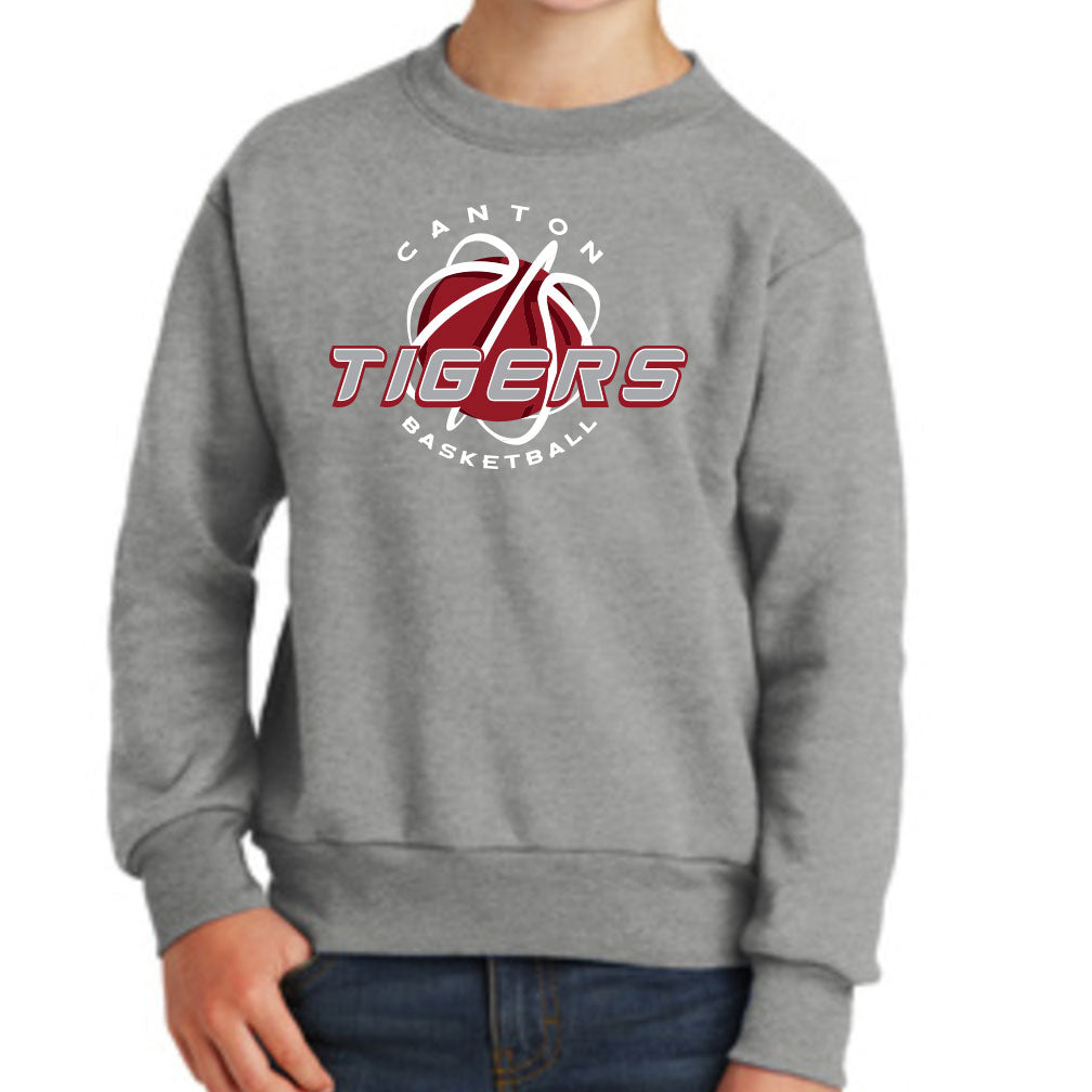 Canton Basketball Youth Sweatshirt