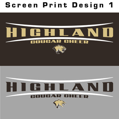 Highland Cheer Squad Long Sleeve