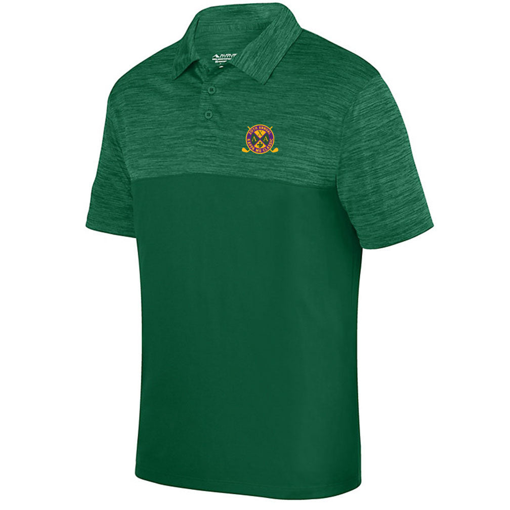 Lambda Chi Heather Polo