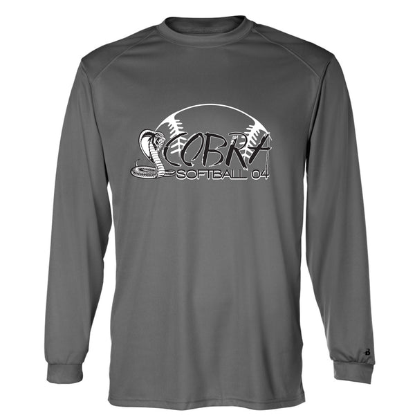 Cobras 04 Drifit Long Sleeve