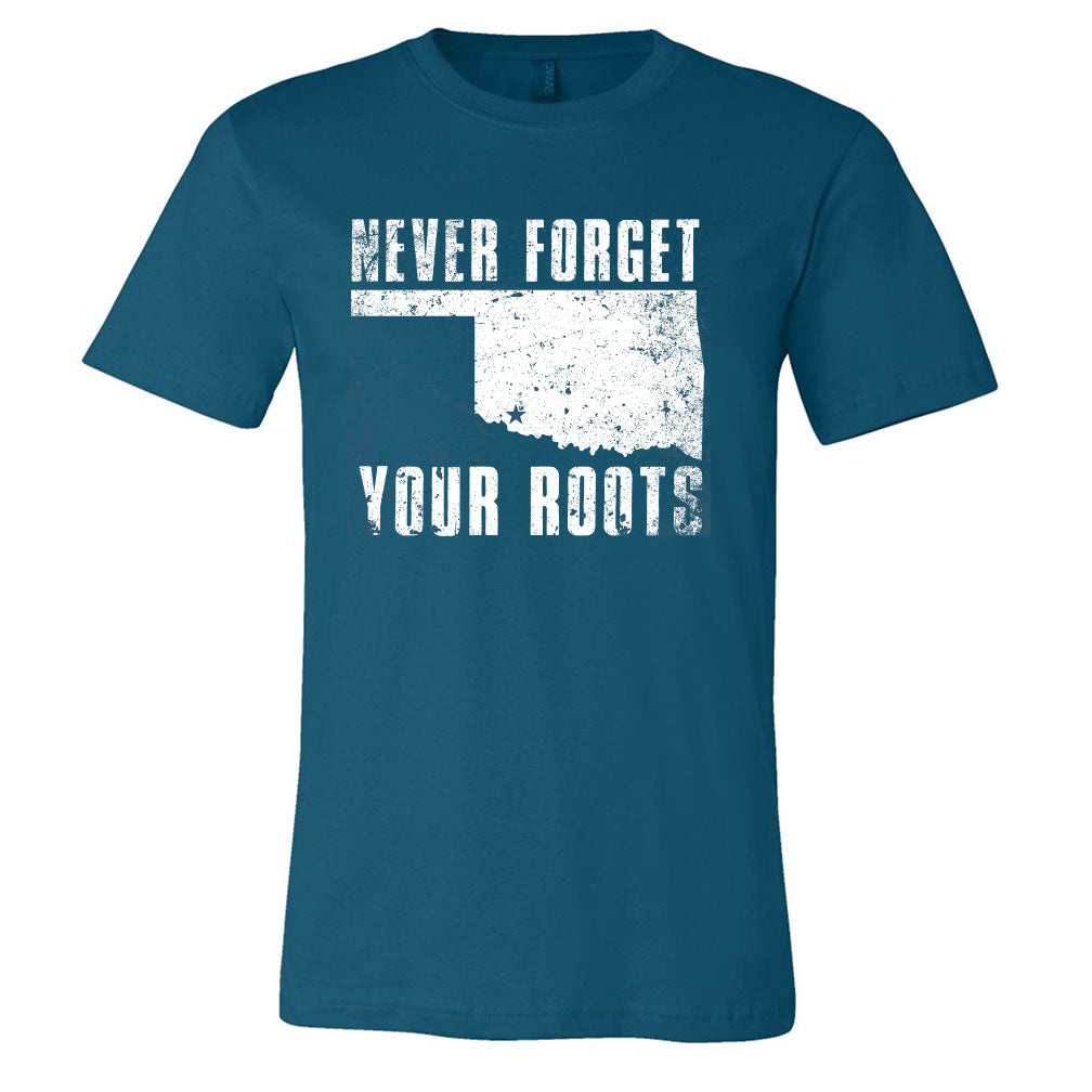 Hall Family Reunion Deep Teal T-Shirt