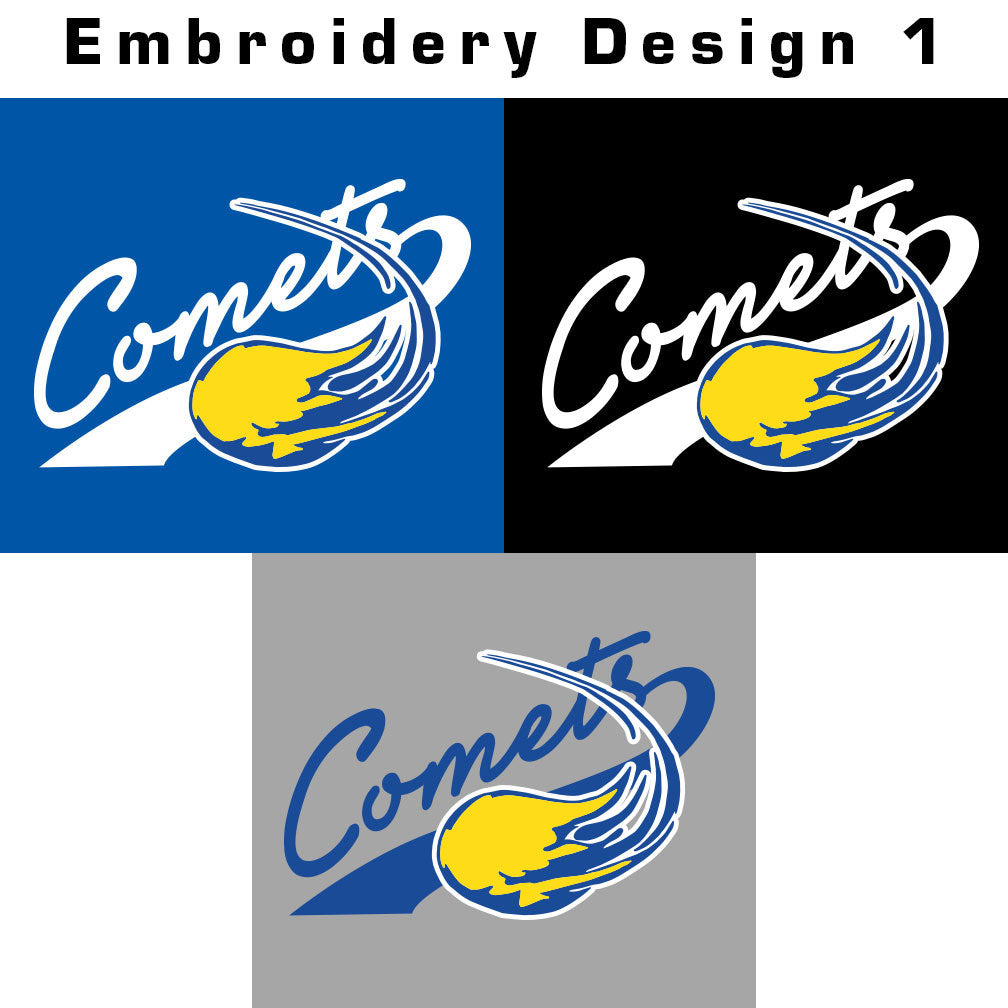 Quincy Comets Stadium Chairs