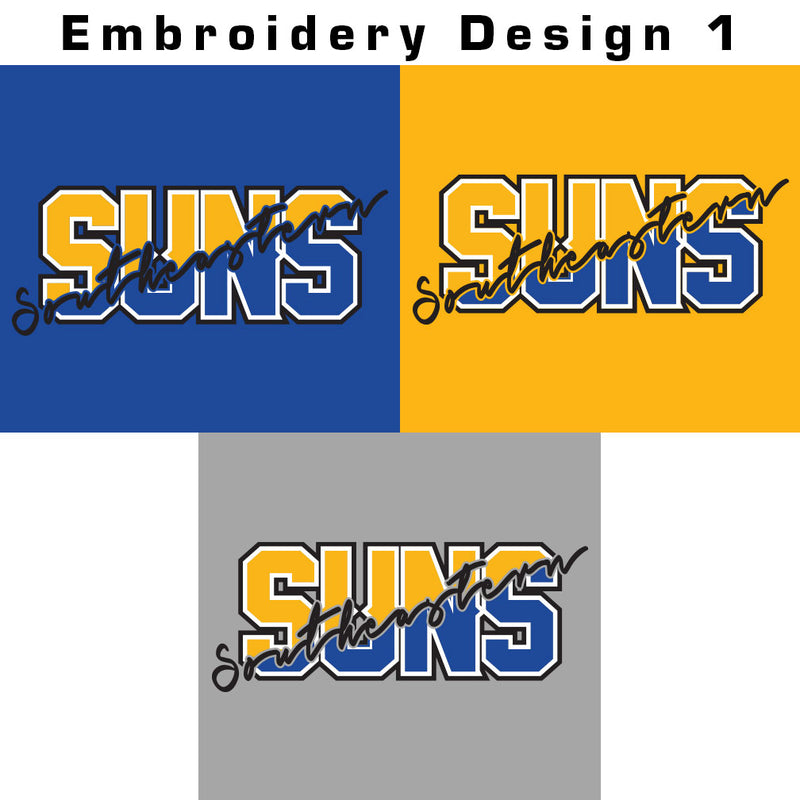 Southeastern Suns Range Pullover