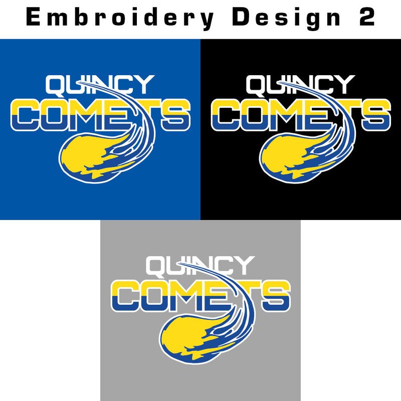 Quincy Comets Pigment-Dyed Hat