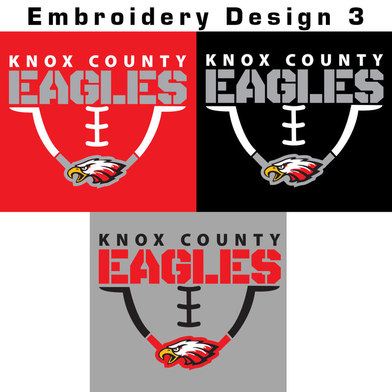 Knox County Football Nike Adjustable Hat
