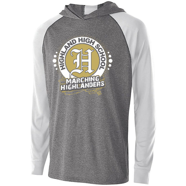 Marching Highlanders '19 Echo Light Weight Hoodie