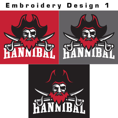 Hannibal Pirates Wizard Pullover