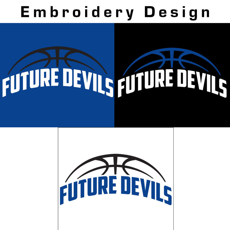 Future Devils Basketball Fleece Lined 1/4 Zip