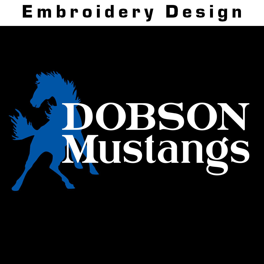 Dobson Mustangs 1999 Softstyle Adjustible Hat
