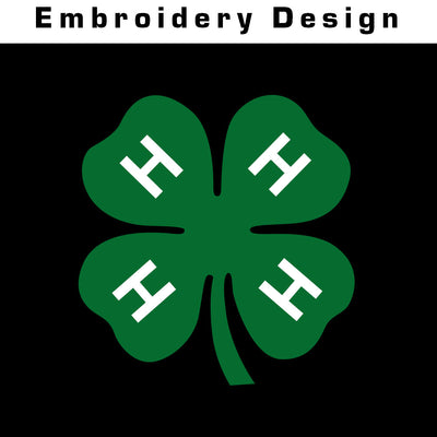 Lucky Four 4-H Club Helium Shorts