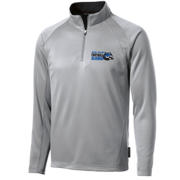 C-SC Football Alumni Fleece Lined 1/4 Zip