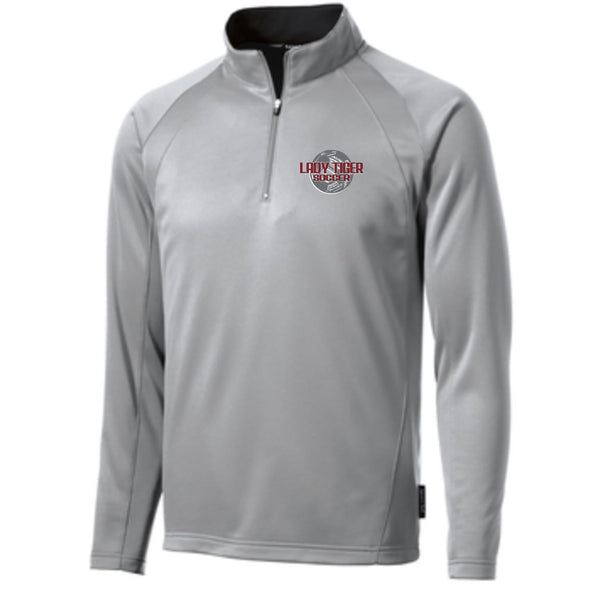 Lady Tiger SoccerFleece Lined 1/4 Zip
