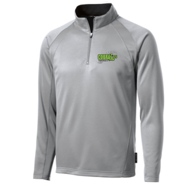 Cobras 05 Softball Fleece Lined 1/4 Zip