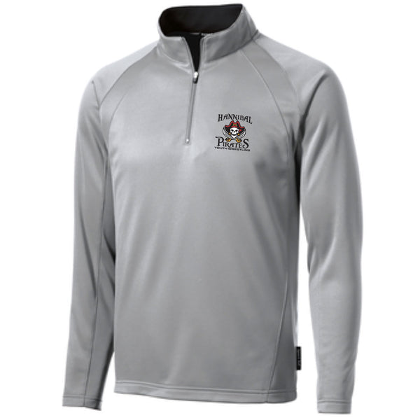Hannibal Youth Wrestling Fleece Lined 1/4 Zip