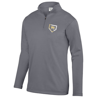 Highland Softball Drifit Fleece Lined 1/4 Zip