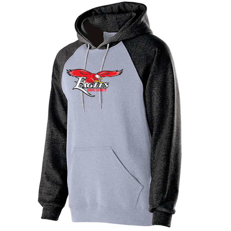 Knox County Football Banner Hoodie