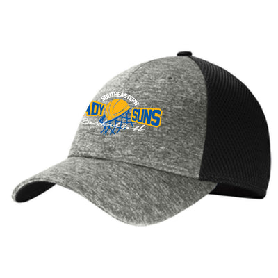 Lady Suns Basketball Fitted Hat