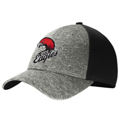 QCCS Eagles New Era Fitted Hat