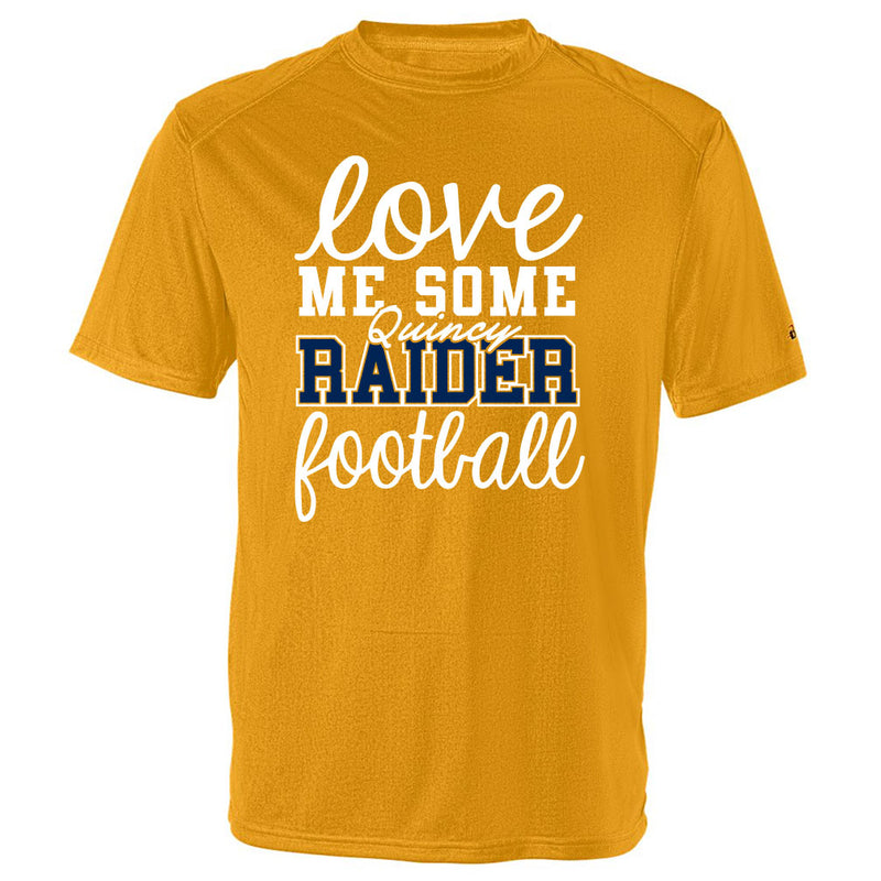 Raider Football Drifit Tee