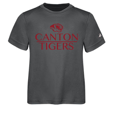 Canton Drifit Toddler Tee Stack Tiger