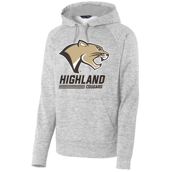 Highland Electric Hoodie Stack Cougar