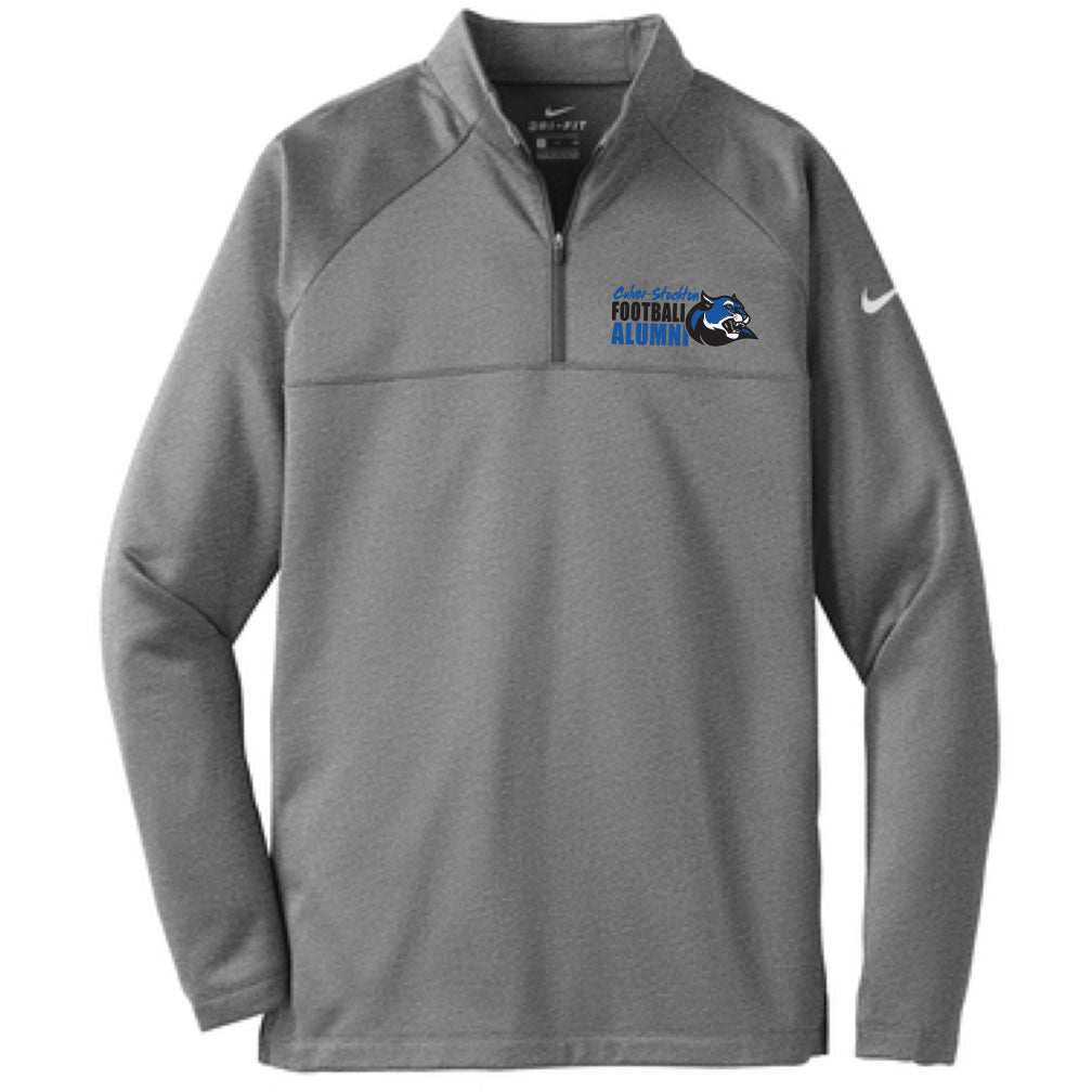 C-SC Football Alumni Nike 1/4 Zip