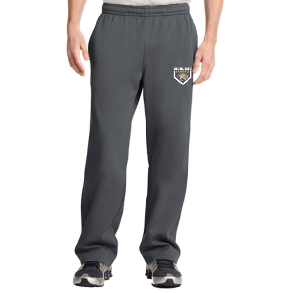 Highland Baseball Fleece Lined Pants