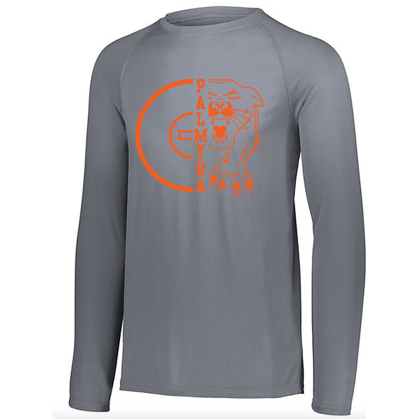 Palmyra Wrestling Drifit Long Sleeve