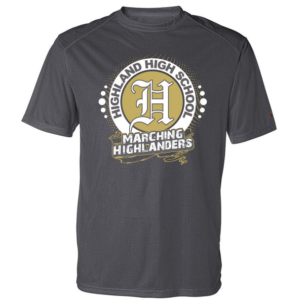 Marching Highlanders '19 Drifit T-Shirt