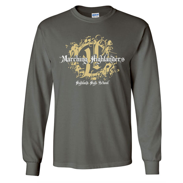 Marching Highlanders '19 Long Sleeve T-Shirt