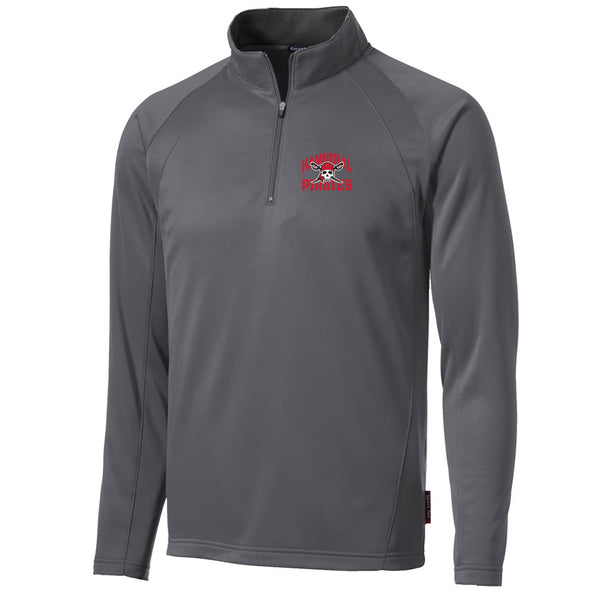 Hannibal Pirates Fleece Lined 1/4 Zip
