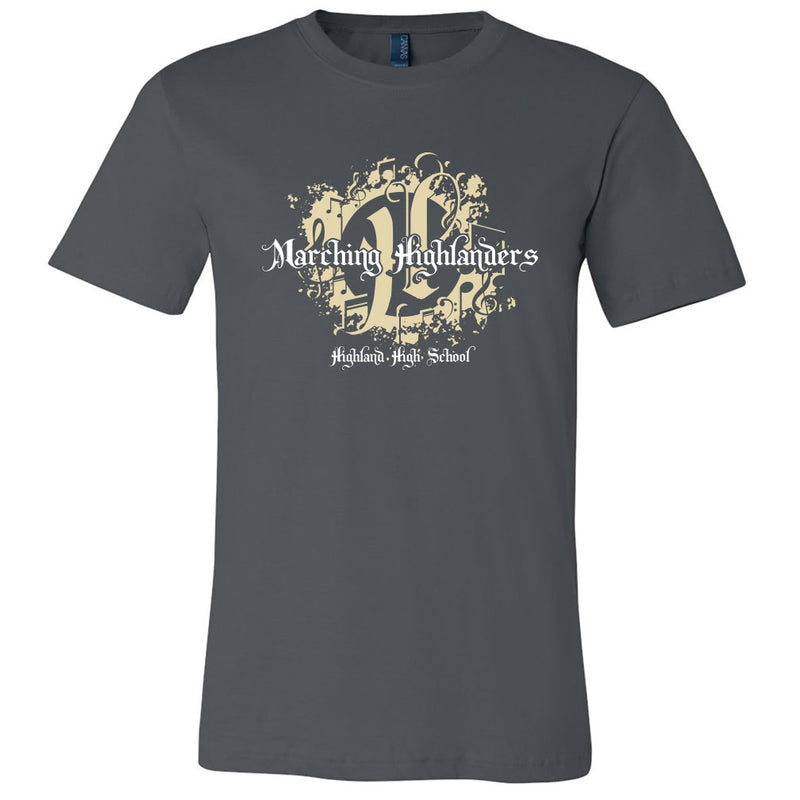 Marching Highlanders '19 Softstyle Tee