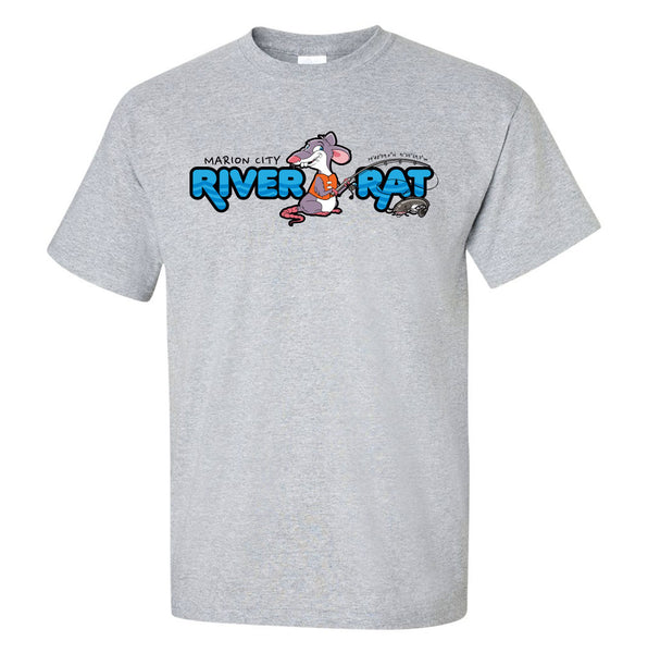 Marion City River Rat T-Shirt