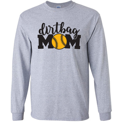 Dirtbag Baseball Long Sleeve