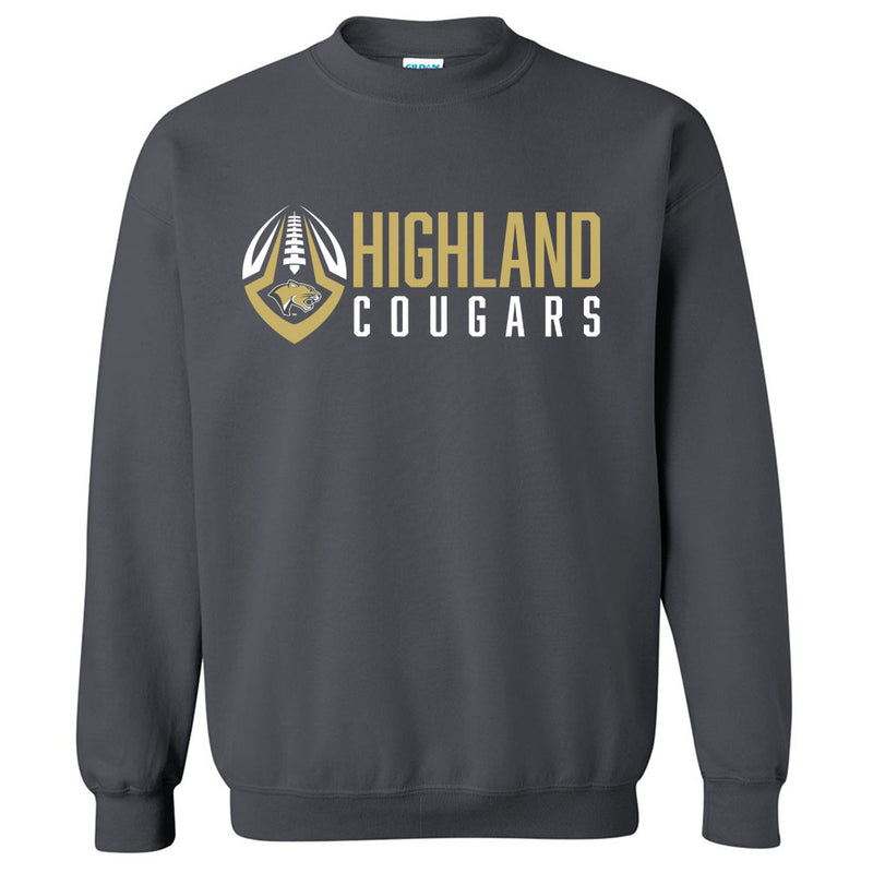 Highland Football Sweatshirt