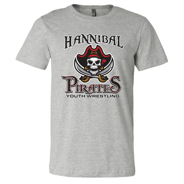 Hannibal Youth Wrestling Softstyle Tee