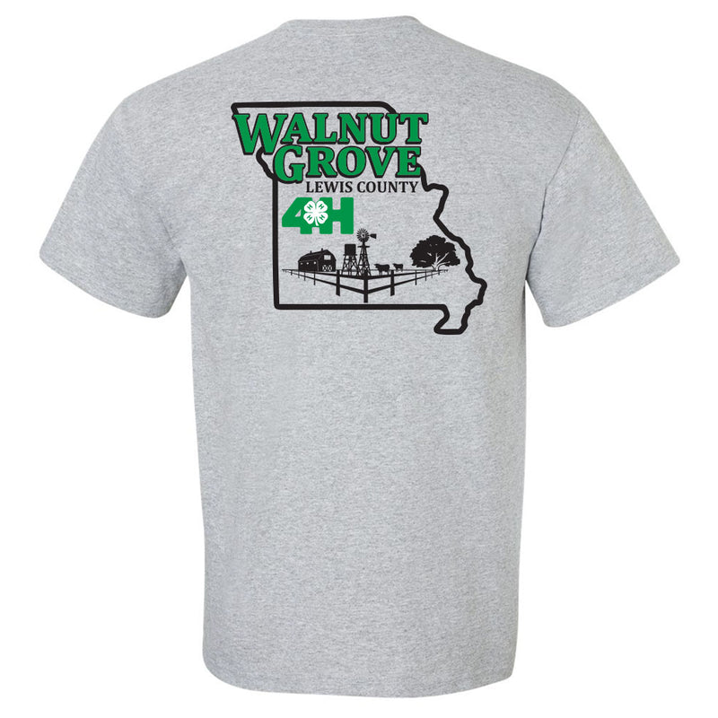 Walnut Grove 4H T-Shirt