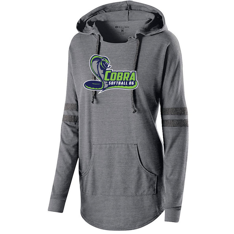 Cobra 06 Softball Ladies Vintage Pullover