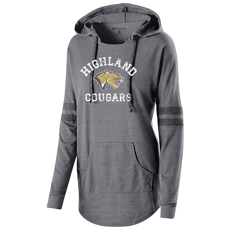 Highland Football Ladies Vintage Pullover