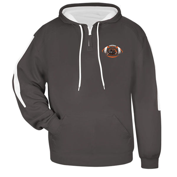Palmyra Football Sideline 1/4 Zip