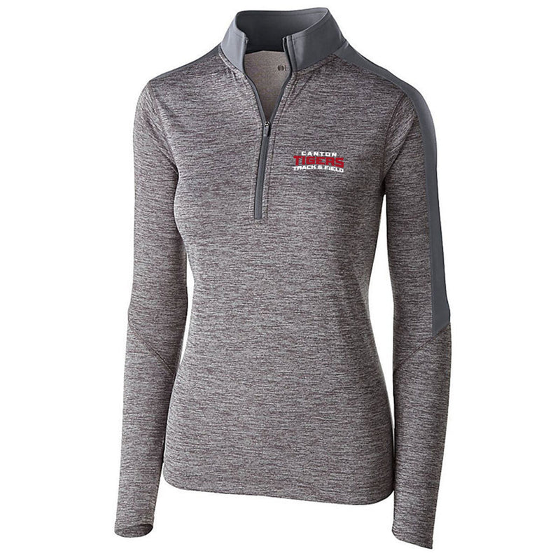 Canton Track & Field Ladies Electrify 1/4 Zip